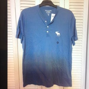 Abercrombie and Fitch short sleeve shirt